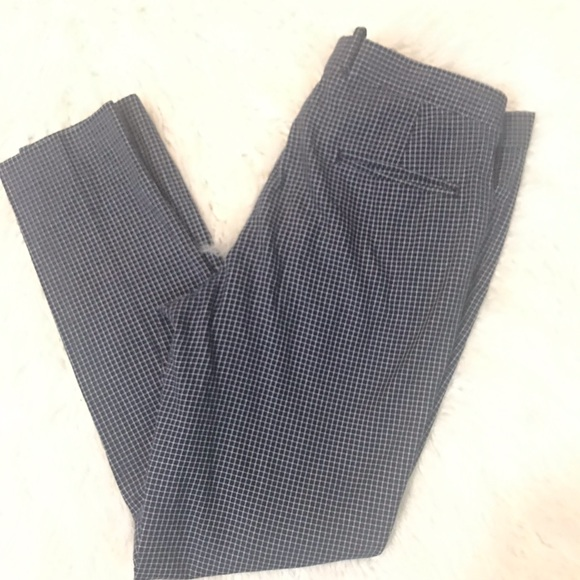 H&M Other - H&M checked Navy dress pants size 36R